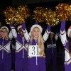 Lemoore High cheerleaders.