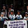 Lemoore Recreation Cheerleaders.