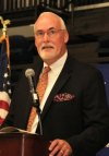 West Hills College Chancellor Stuart Van Horn