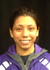 Lemoore's Esperanza Cadena first to medal in State Girls' Wrestling Meet