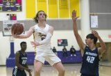 Lemoore senior Will Schalde was named to the West Yosemite League's First Team for his superb play for the Tigers this past season.