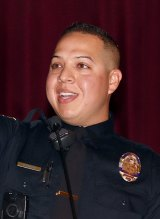 Officer Eric Trevino, Lemoore Police Department