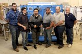 West Hills College Lemoore's first Industrial Automation cohort graduates this spring.