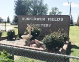 Sunflower Fields Cemetery, located on 18th Avenue just outside the city's limits, is open for burials say Lemoore Cemetery District officials.
