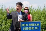 Congressman TJ Cox voted to pass the bipartisan Great American Outdoors Act, of which he was a co-lead.