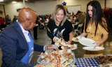 Plenty of crab to go around at the 39th Annual Rotary Crab Feed held Saturday night at the Lemoore Cinnamon Complex.