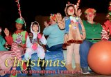 There were plenty of children participating in Saturday night's annual Lemoore Chamber of Commerce Christmas Parade.