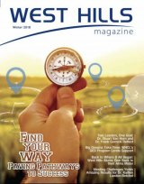West Hills issues eleventh edition of West Hills Magazine. Winter edition online and in print