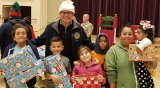 Assemblymember Rudy Salas was on hand this past weekend to help with the 6th Annual Community Toy Drive.