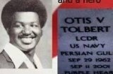Classmates and friends of Lemoore High School Class of 1980 grad Otis Tolbert are seeking funding for a memorial to honor their fall classmate who died on Sept. 11, 2001 while serving as a naval officer at the Pentagon.