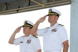 Capt. Monte Ashliman and Capt. David Koss.