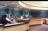 Lemoore City Council meeting held Tuesday, May 1 via Facebook. City officials fixed persistent sound problems that made it difficult for viewers to hear.