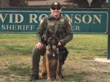 Kings Deputy Dakota Fausnett and Dash are ready to return to work. Dash was shot nearly four months ago while on duty.