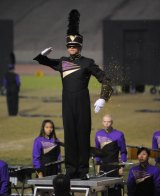 Lemoore High School put on quite a show at the 6th Annual Tiger Band Classic.