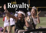 Lemoore High's Teresa Chavez was crowned Homecoming Queen during halftime of Lemoore's game against Redwood High School.