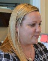 New Lemoore Chamber of Commerce Executive Director Jenny MacMurdo