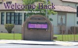Another school year begins as classes open August 12 at Lemoore High School
