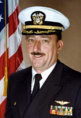 Former Lemoore mayor and Naval Captain John Murray