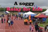 Heavy rains dampen annual Relay for Life, but doesn't dampen spirit of event