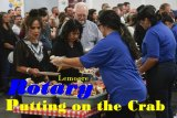 There was plenty of crab at the annual Lemoore Rotary Crab Feed Saturday night.