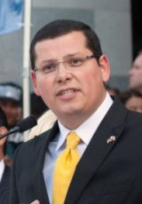Assemblymember Rudy Salas