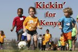 Once again, local soccer enthusiasts step up for Kenyan community center