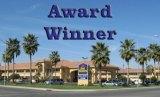 Lemoore's Best Western earns top marks from Trip Advisor.