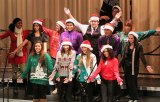 Photo Gallery: LHS Choir gets in the spirit of Christmas with musical tribute to the holidays
