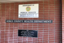 The Kings County Health Department reports no instances of Coronavirus in Kings County or neighboring counties.