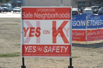 If Lemoore voters had their way, Measure K would have easily been the law of the land
