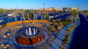 The Tachi Palace Casino Resort announced today (March 20) a temporary closure due to coronavirus fears.