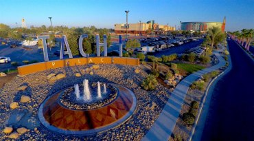 Kings County, Tachi-Yokut Tribe sign agreement to expand county services and Tachi Palace