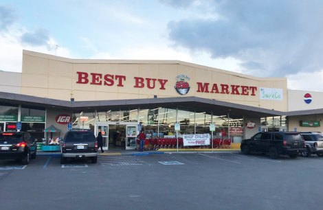 Lemoore's Best Buy allows seniors, age 65, to use its store on Bush Street exclusively daily from 7 a.m. to 8 a.m.