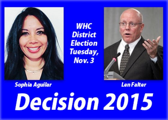 Three local candidates compete for West Hills District Lemoore director