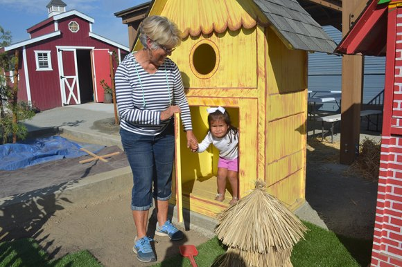 Children's Storybook Garden & Museum: A place where dreams can come