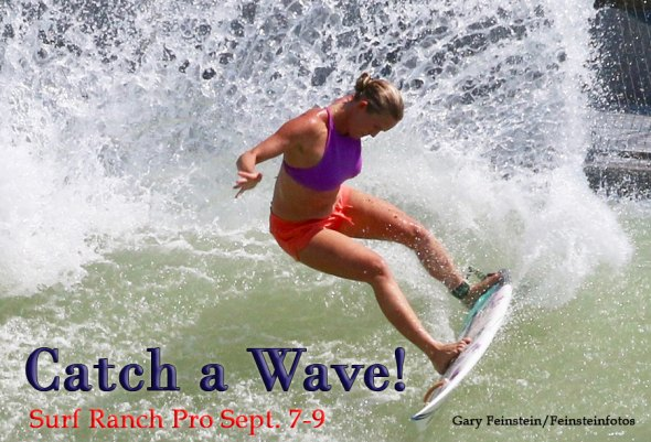 Tickets Still Available For Lemoore Surf Ranch World Surf League Pro