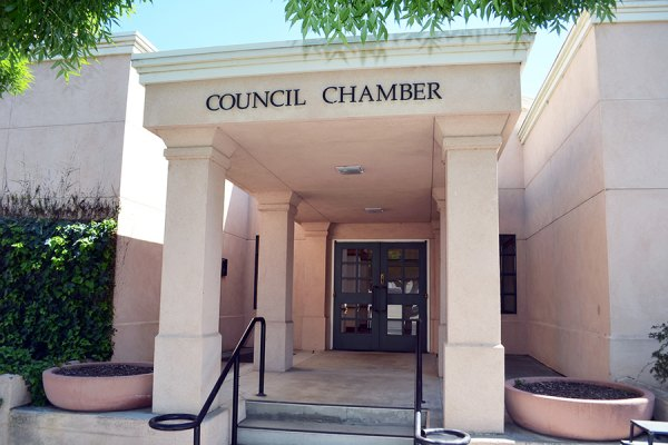 Lemoore City Council Chambers