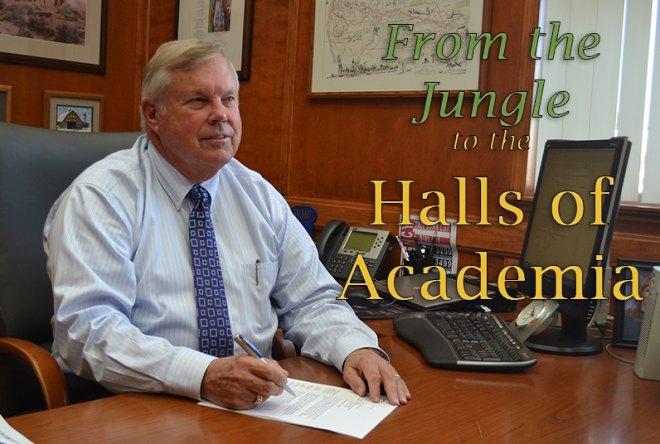 West Hills College Lemoore President Don Warkentin will retire December 31.